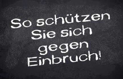 Einbruchschutz in Dortmund