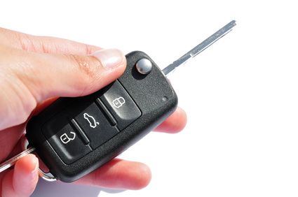 Wo ist mein Autoschlüssel?